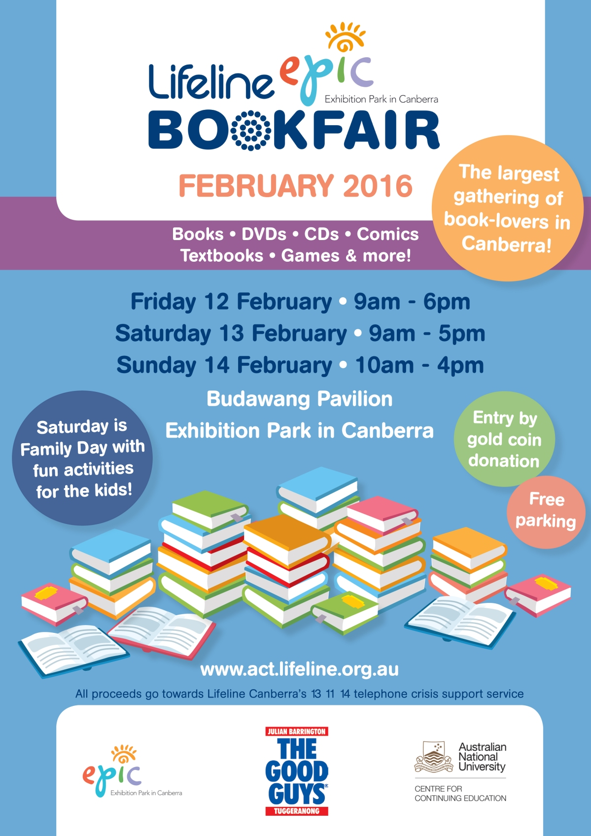 BOOKFAIR FLYER