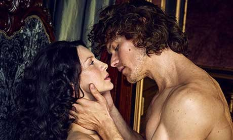 JAMIE AND CLAIRE STEAMY