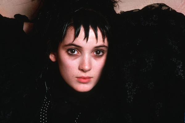 Winona Ryder (as Lydia Deetz)